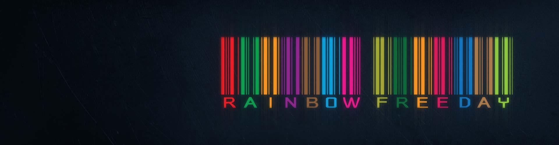 RAINBOW FREE DAY