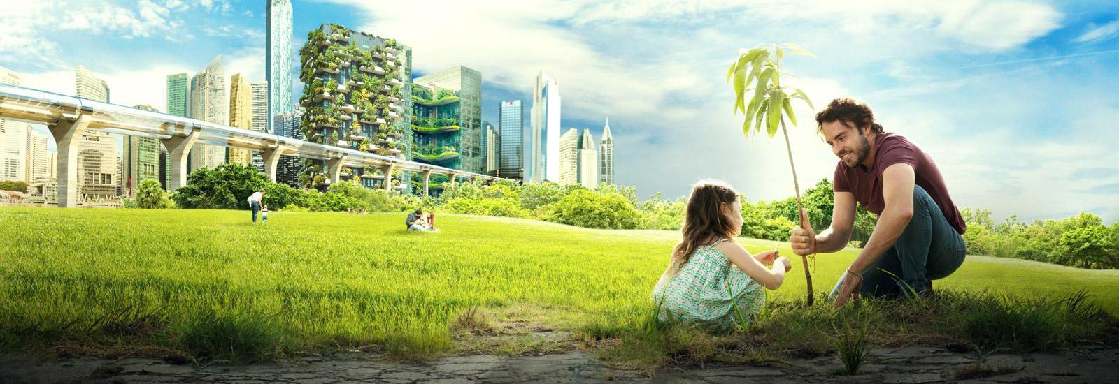 2040 - Salviamo il pianeta!