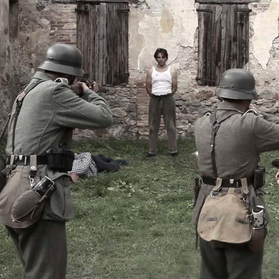 1944 L'ECCIDIO DI VALLAREGA