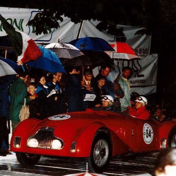 MILLE MIGLIA 1988