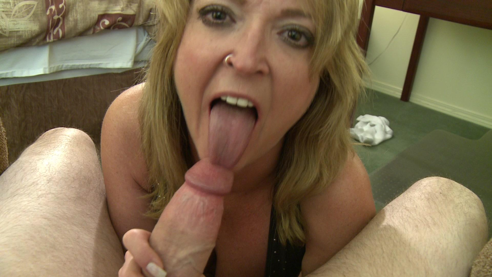 Mature Woman But Young Mouth