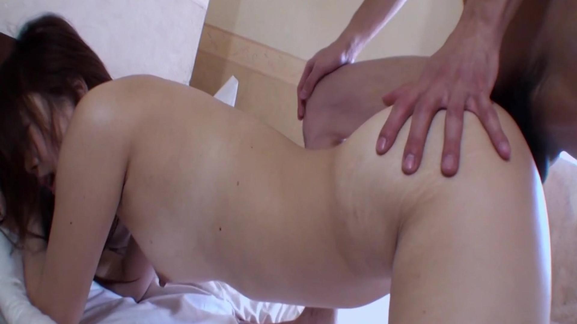 Hot Brunette CumShot In Her Pussy