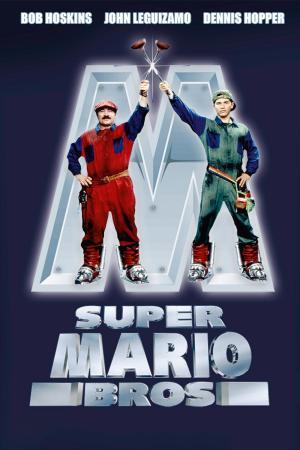 Super Mario Bros.   The Film Club