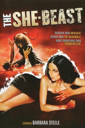 The She Beast (Revenge of the Blood Beast)