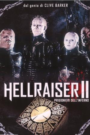 Hellraiser II - I Prigionieri dell'Inferno   The Film Club
