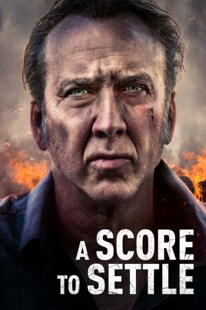 A Score To Settle   The Film Club Nicolas Cage, Benjamin Bratt, Noah Le Gros, Karolina Wydra