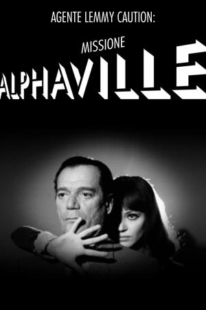 Agente Lemmy Caution: Missione Alphaville | The Film Club