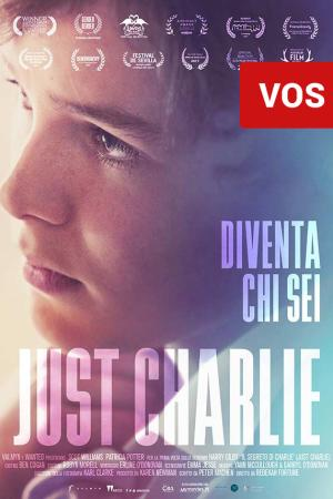 Just Charlie - Diventa chi sei - V.O. inglese - sottotitoli italiano