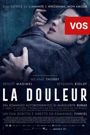 La douleur - V.O. francese - sottotitoli italiano