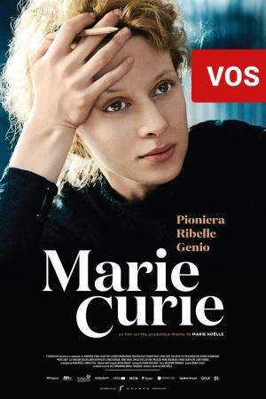 Marie Curie - V.O. francese - sottotitoli italiano