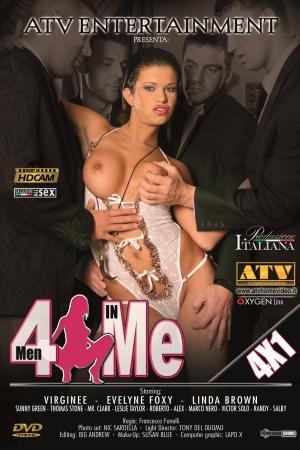 4 Men Inside Me