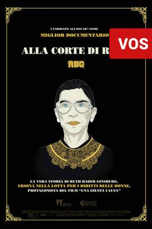 Alla corte di Ruth - RBG - V.O. inglese - sottotitoli italiano