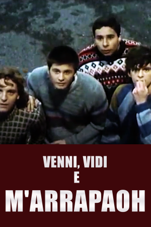 Venni Vidi e M'Arrapaoh | The Film Club