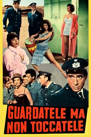 Guardatele Ma Non Toccatele | The Film Club  Ugo Tognazzi, Caprice Chantal, Johnny Dorelli Italia 1959