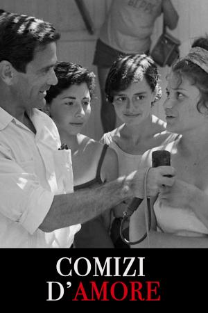 Comizi d'amore | The Film Club Pier Paolo Pasolini, Cesare Musatti, Alberto Moravia ITALIA