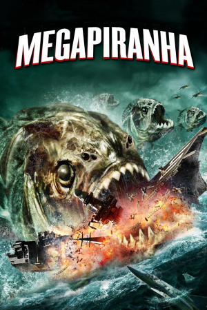 Mega Piranha   The Film Club bizzarro movies Full Action the asylum commedia avventura fantascienza