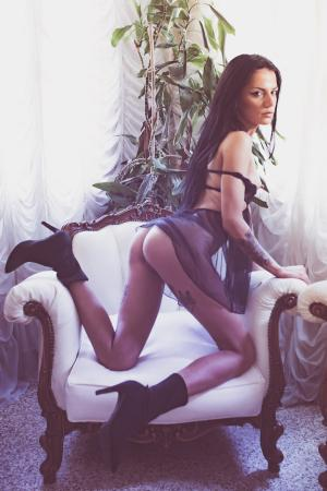 Sexy Lingerie in a Venice Room