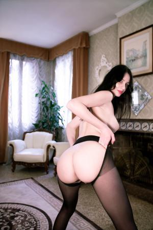 Alessia Zanchi Model Pantyhose Fetish