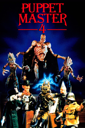 Puppet Master 4 - Il ritorno dei giocattoli assassini   The Film Club Full Moon Full Action horror fantascienza