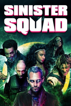Sinister Squad   The Film Club the asylum full action