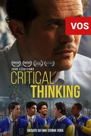 Critical Thinking - V.O. inglese - sottotitoli italiano