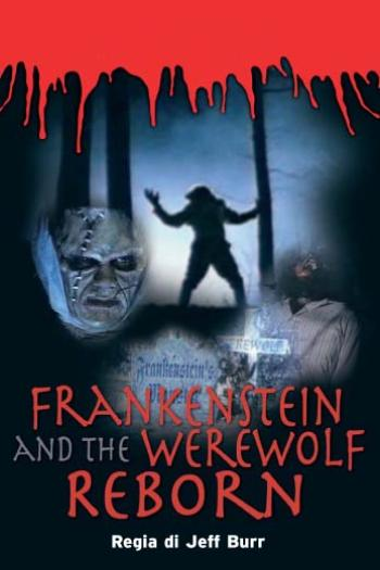 Frankenstein & The Werewolf Reborn
