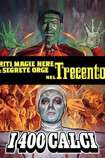 Riti, Magie Nere e Segrete Orge nel Trecento - Audio Commento | The Film Club