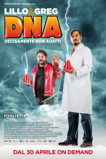 D.N.A. - Decisamente Non Adatti | The Film Club