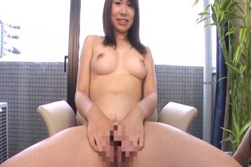 Asian Brunette Fuck Threesome