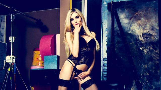 Veronica Lebon Model Italian model Veronica Lebon porn masturbation video