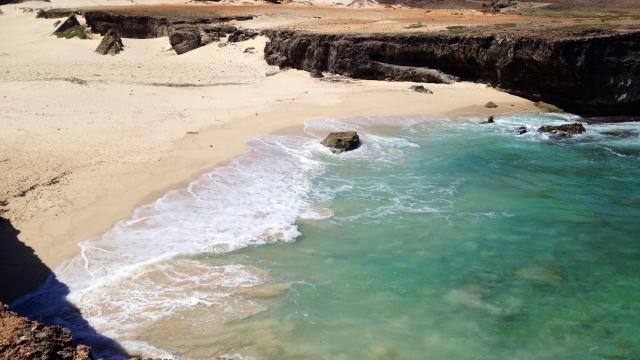 ARUBA WHITE BEACH - CARIBBEAN