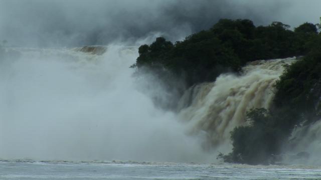 SALTO ANGEL FALLS, CAINAMA, VENEZUELA
