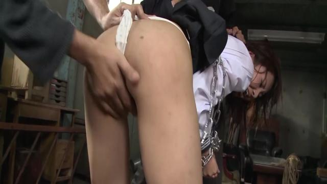 Asian Student fuck Gang Bang