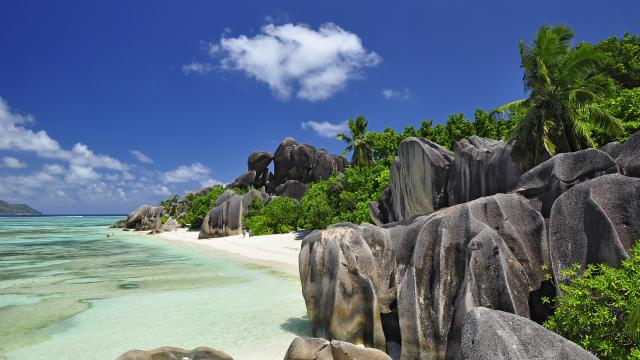 SEYCHELLES, THE ISLAND WITH A GREEN HEART