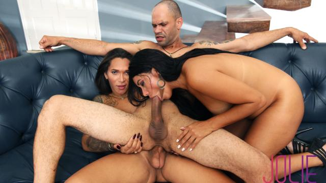 The perfect threesome - BR016