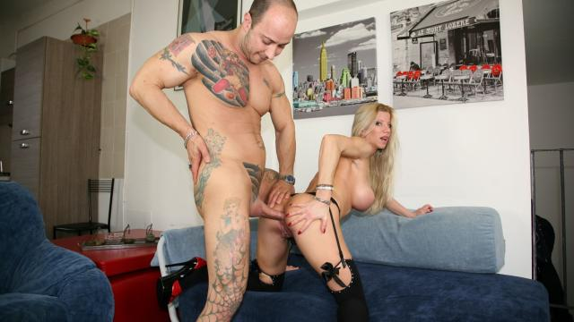 Big matures tits for giant mature cock