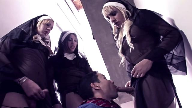 Naughty Nuns Part.2