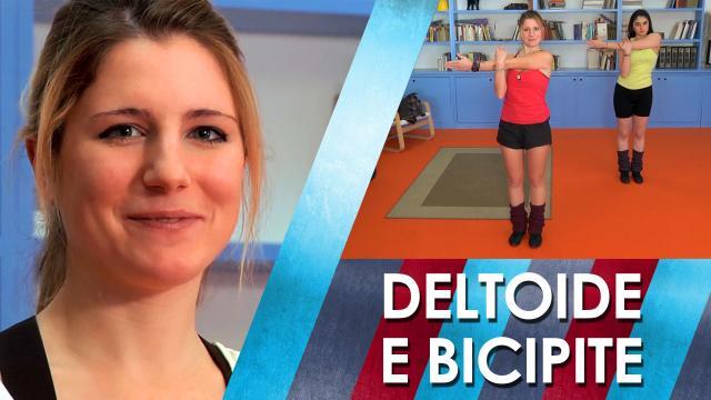 Lezione 7 Deltoide e bicipite