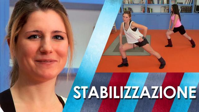 Lezione 24 Stabilizzazione e tonificazione