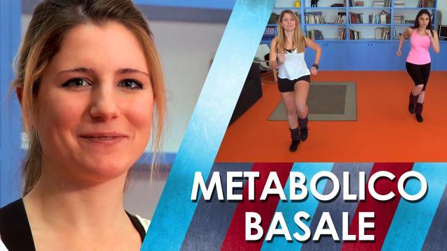 Lezione 31 Metabolismo basale