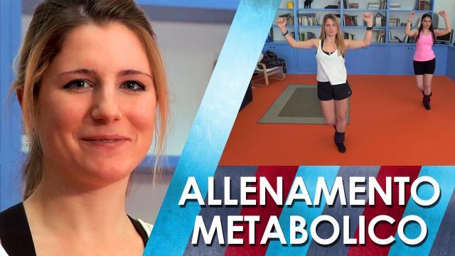 Lezione 32 Allenamento metabolico