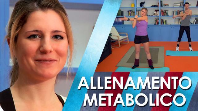 Lezione 33 Metabolico