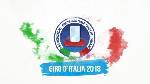 Ricette Giro d'Italia 2018
