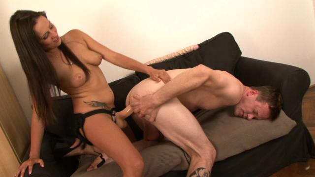 My Husband Want To Try Strap-On Eps 2
