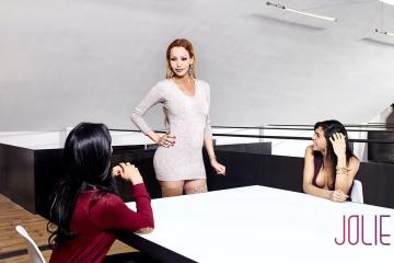 Interview for a Threesome